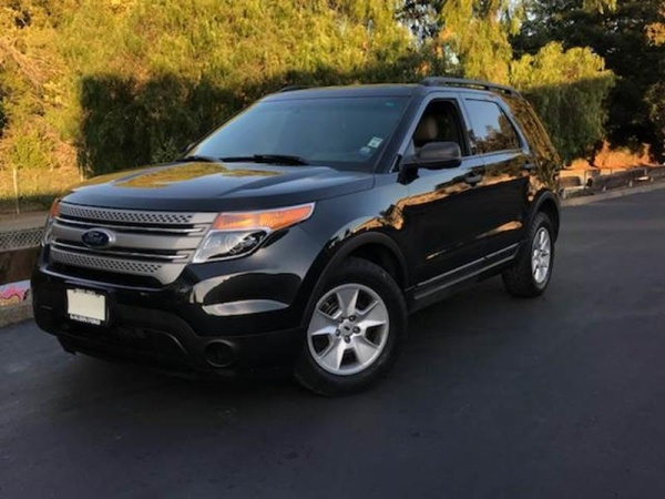 2012 Ford Explorer in Hayward, CA