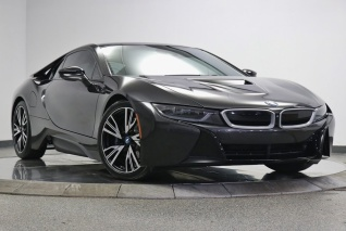 Used 2014 BMW I8 Coupe For Sale In Barrington IL