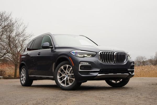 2020 BMW X5 in Barrington, IL
