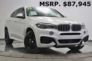 2019 Bmw X6 Prices Incentives Dealers Truecar