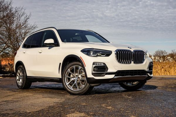 2020 BMW X5 in Barrington, IL