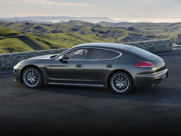 2015 Porsche Panamera Panamera