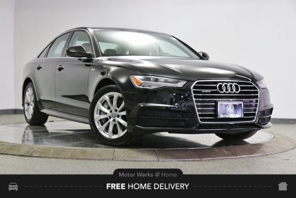 2017 Audi A6 in Barrington, IL