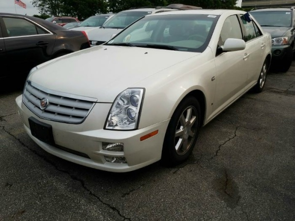 2006 cadillac sts v6 for sale in columbus oh truecar. Black Bedroom Furniture Sets. Home Design Ideas