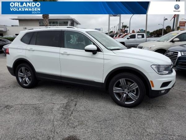 2020 Volkswagen Tiguan in Orlando, FL
