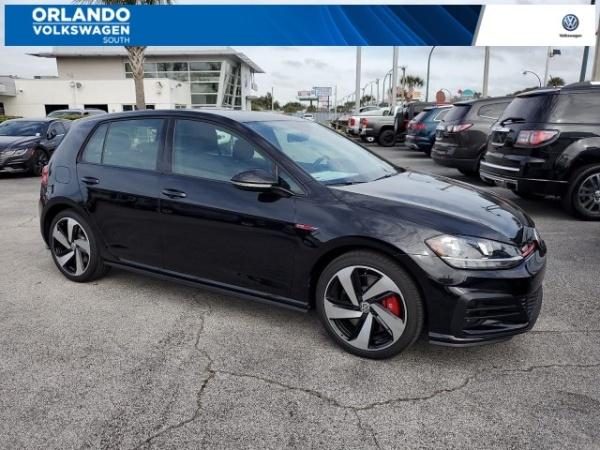 2020 Volkswagen Golf GTI in Orlando, FL