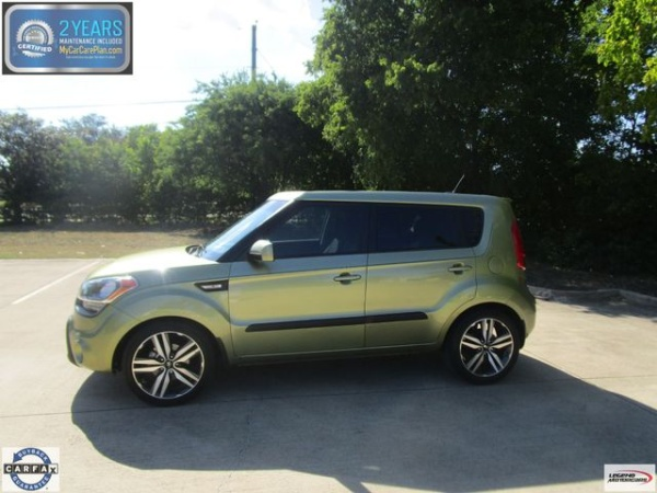 2012 Kia Soul Dealer Inventory In Dallas, TX (75201) [change Location]