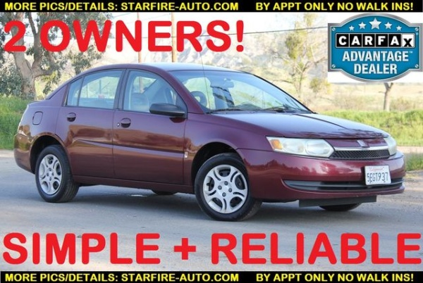 2003 Saturn Ion in Santa Clarita, CA