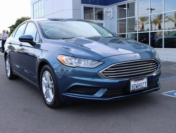 2018 Ford Fusion in Cerritos, CA