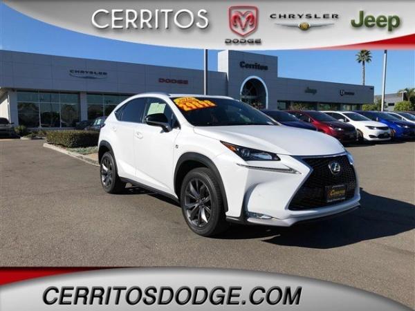 2016 Lexus Nx Nx 200t Fwd For Sale In Cerritos Ca Truecar