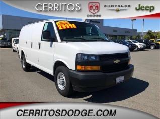 d3c0a5a3f1 2018 Chevrolet Express Cargo Van 2500 SWB for Sale in Cerritos