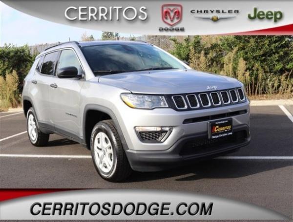 2020 Jeep Compass in Cerritos, CA
