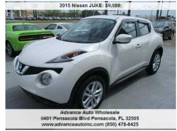 2015 Nissan JUKE in Pensacola, FL