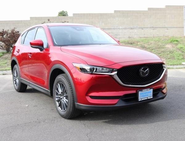 2020 Mazda CX-5 in Cerritos, CA