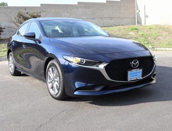 2020 Mazda Mazda3