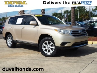 2013 Toyota Highlander For Sale >> Used 2013 Toyota Highlanders For Sale Truecar