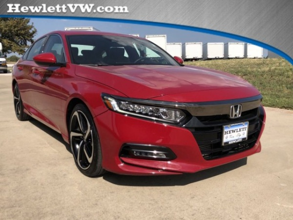 2018 Honda Accord in Georgetown, TX