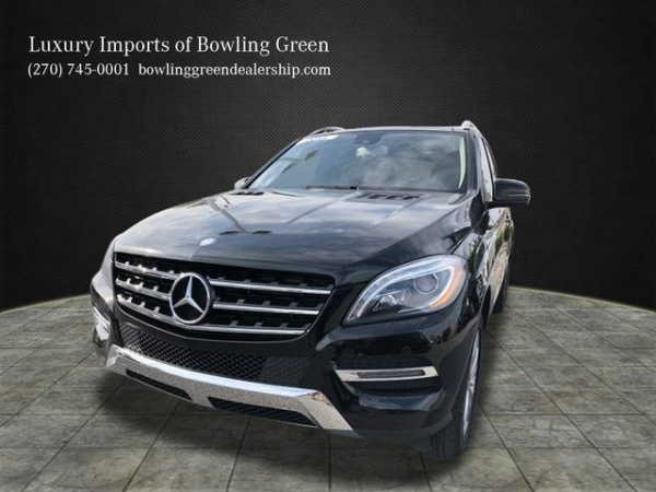 2013 Mercedes-Benz M-Class in Bowling Green, KY
