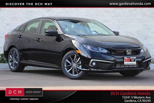 2019 Honda Civic in Gardena, CA