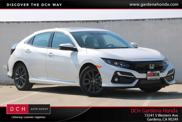 2020 Honda Civic in Gardena, CA