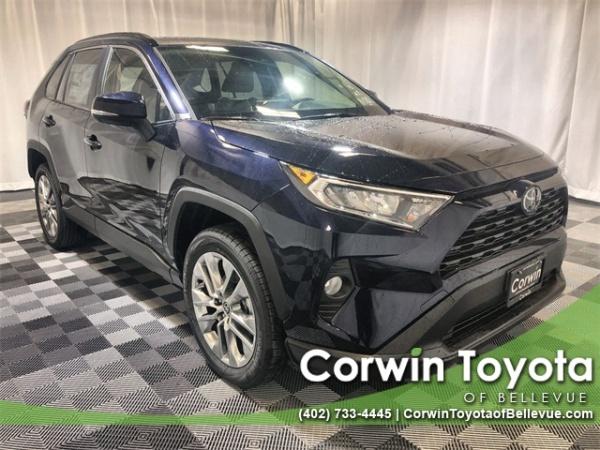 2020 Toyota RAV4 in Bellevue, NE