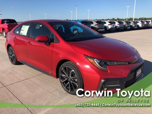 2020 Toyota Corolla in Bellevue, NE