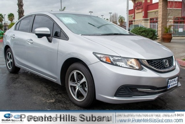 2015 Honda Civic in City of Industry, CA