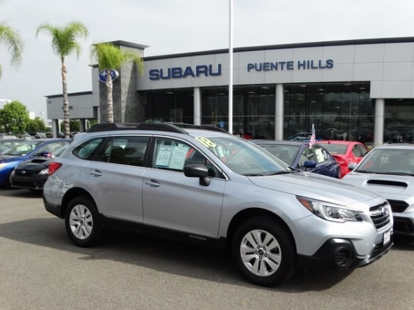 2018 Subaru Outback in City of Industry, CA