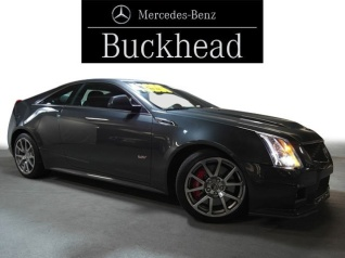 Used Cadillac Cts V Coupes For Sale In Lilburn Ga 2 Listings In