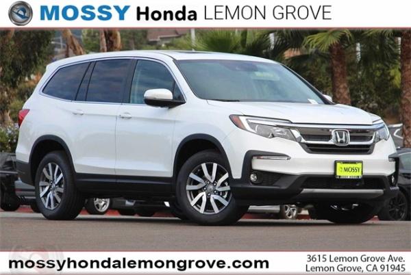 2020 Honda Pilot in Lemon Grove, CA