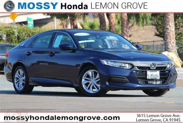 2019 Honda Accord in Lemon Grove, CA