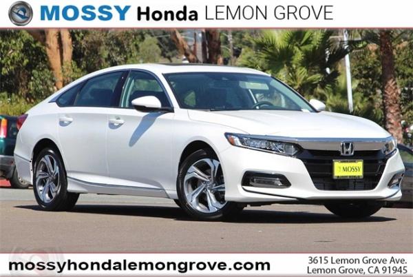 2020 Honda Accord in Lemon Grove, CA