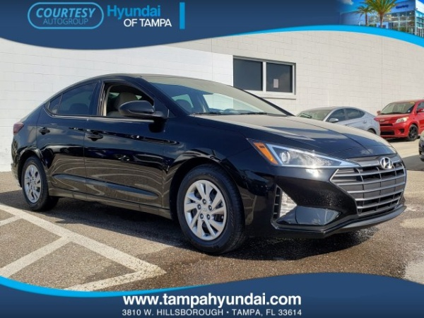 2020 Hyundai Elantra in Tampa, FL