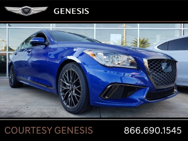 2020 Genesis G80 in Tampa, FL