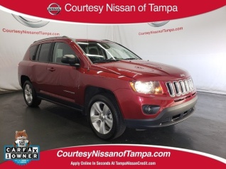 Used 2017 Jeep Compass Sport FWD For Sale In Tampa, FL