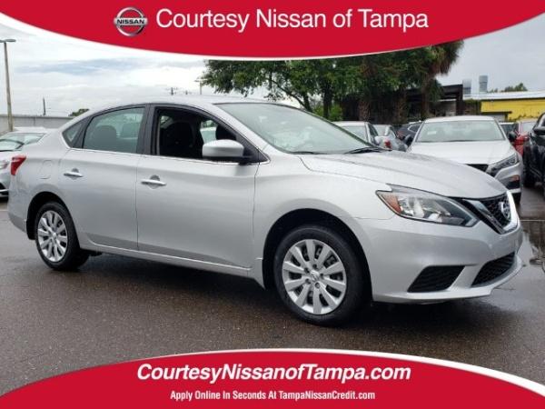 2019 Nissan Sentra in Tampa, FL