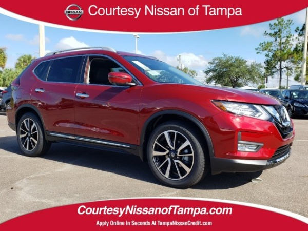 2020 Nissan Rogue in Tampa, FL