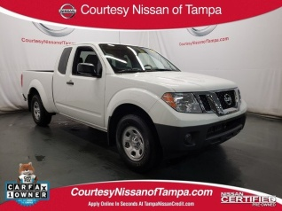 Used Nissan Frontier For Sale In Tampa Fl 203 Used Frontier