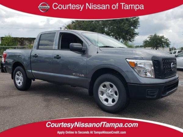 2019 Nissan Titan in Tampa, FL