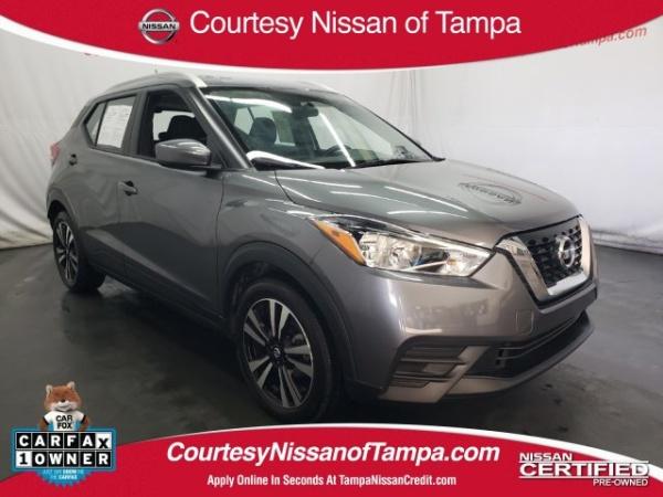 2019 Nissan Kicks in Tampa, FL