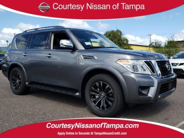 2020 Nissan Armada in Tampa, FL