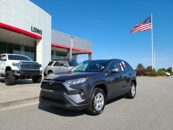 2020 Toyota RAV4 in Warner Robins, GA