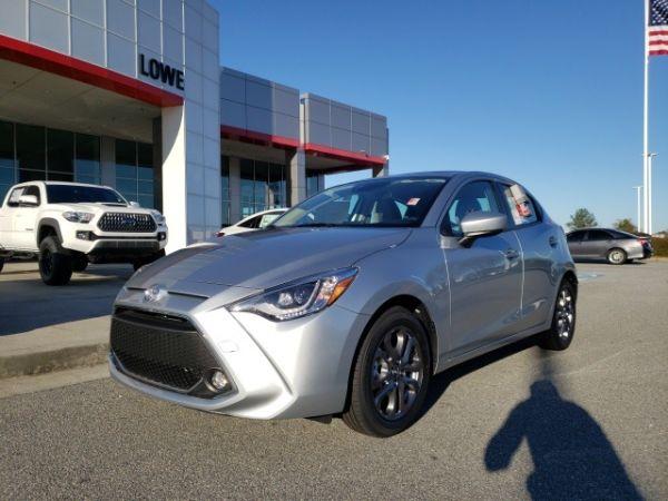 2020 Toyota Yaris in Warner Robins, GA