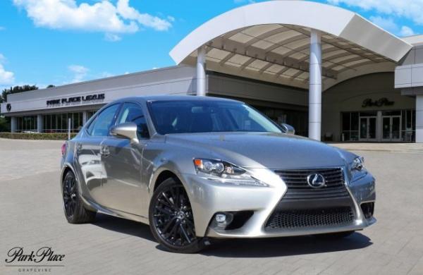 2016 Lexus IS in Grapevine, TX