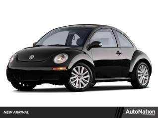 2009 Volkswagen New Beetle S Coupe Manual For In Columbus Ga