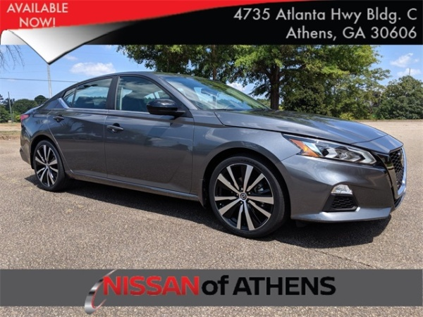 2020 Nissan Altima in Athens, GA