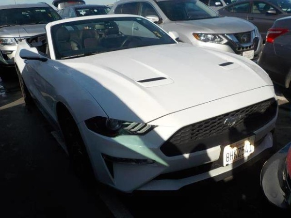 2019 Ford Mustang in Monterey Park, CA