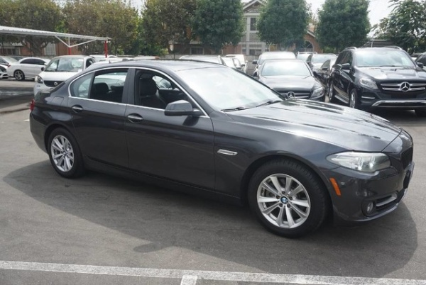 2015 BMW 5 Series in Monterey Park, CA