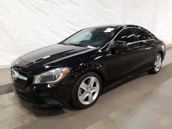 2015 Mercedes-Benz CLA