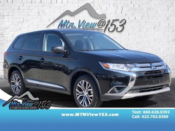 2018 Mitsubishi Outlander in Chattanooga, TN